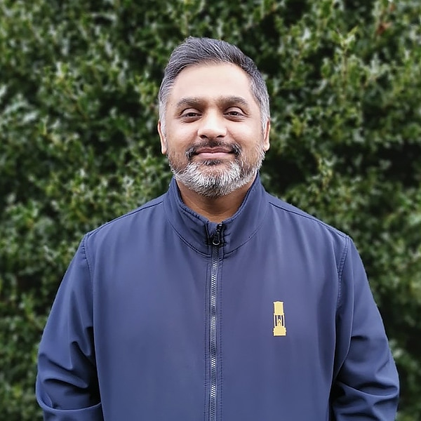 Picture of Amran Suleman, Head of School